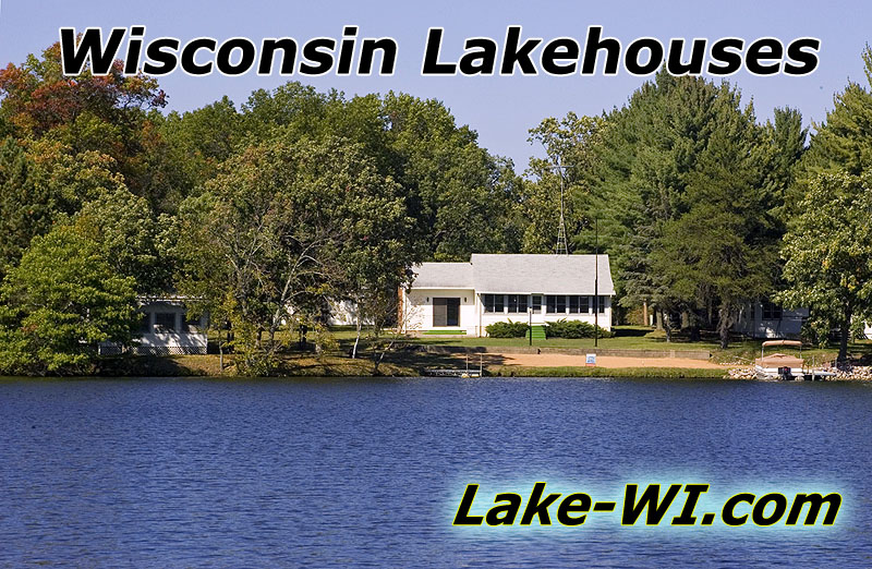 Wisconsin Lakehouses for Sale - Lakefront Homes