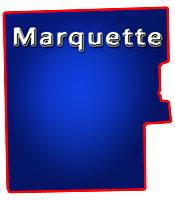 Marquette County WI Waterfront Real Estate for Sale