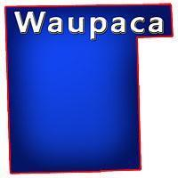 Waupaca County WI Waterfront Real Estate for Sale